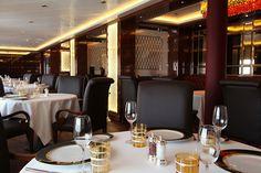 Le Champagne – Refurbished Silver Cloud Photo Tour   Popular Cruising (Image Copyright © Silversea Cruises)