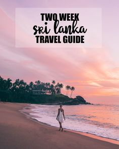 Two week Sri Lanka travel guide