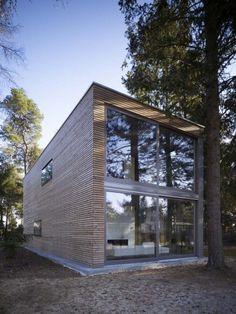 Minimum House / Scheidt Kasprusch Architekten | ArchDaily