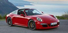 jcdffreitas: Porsche 911 Targa recebe versão GTS