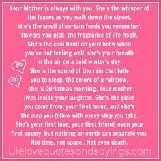 Your Mother