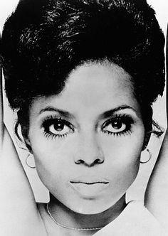 '60s Make-up Tutorial for Women of Color. #Afrobeatnik #WOC