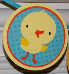 CLEARANCE Duck It's A Boy Baby Shower Banner by APaperPlayground, $11.00
