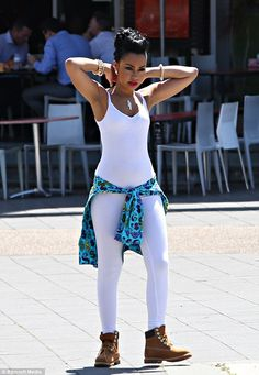 leigh anne pinnock cute - Google Search