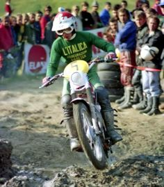 Gino PEREGO PUCH 75 ISDT 1976
