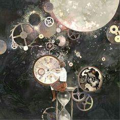 Las die Zeit nicht an dir vorbei ziehen sondern lebe jede minute die du hast den irgendwann sind deine Minuten vorbei.