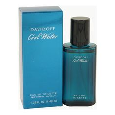Cool Water Cologne by Davidoff oz ml.) Eau De Toilette Spray for Men click picture to enlarge Cool Water Cologne By Davidoff oz ml. Perfume Diesel, Perfume Bottles, Cologne Spray, Men's Cologne, After Shave, Bath And Body, Skin Care, Cool Stuff, Fragrance