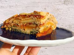 Slow Cooker Pumpkin Lasagna | drink. eat. repeat