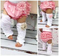 Hey, I found this really awesome Etsy listing at https://www.etsy.com/listing/184687973/baby-girl-pink-ruffle-lace-bloomer