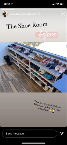 Wardrobe Organisation, Shoe Rack, Ankle Boots, Messages, Shoes, Ankle Booties, Zapatos, Shoes Outlet, Shoe Racks