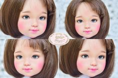 Doll Head, Dolls, Face, Doll Face, Baby Dolls, Puppet, Doll, The Face, Faces