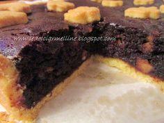 ledolciarmelline: Torta cioccolato e noci