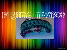 * NEW PATTERN * - How to make the Bobble bracelet on the Rainbow Loom by Rainbow Loom Patterns
