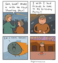 Funny Comics Cartoon Jokes Huge Cartoons Sarah Mcintyre Livejournal 24 Funny Comics Guaranteed To Brighten Your Day Cartoon Jokes, Cartoons, Funny Meme Pictures, Funny Images, Funny Science Jokes, Humor Grafico, Happy Fun, Shooting Stars, Brighten Your Day