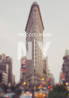 The Cool House NY- 2014 http://www.thecoolhunter.net/article/detail/2181/the-cool-house-2014--new-york-city
