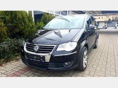 VOLKSWAGEN TOURAN Cross2.0 PD TDI DPF Volkswagen Touran, Budapest, David, Car, Vehicles, Automobile, Autos, Cars, Vehicle