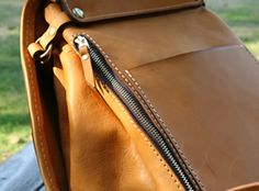 PORCO ROSSO | Rakuten Global Market: Vegetable tanning leather backpack made by japanese craftman[nouki]【Back Pack】