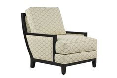 Lyric Wood Accent Chair - $495 - Living Spaces