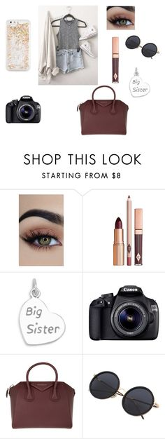 """Untitled #545"" by pufferfishgal on Polyvore featuring BillyTheTree, Eos, Givenchy and ban.do"