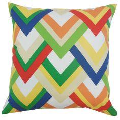 Kaethe Outdoor Throw Pillow