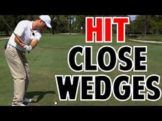 How To Hit Your Wedges Close | Watch Clay Hit Shots - YouTube