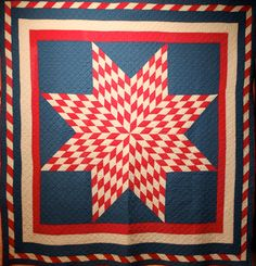 It's been a great year for viewing exceptional old quilts made by Amish and Mennonite quilters! I've written elsewhere about antique quilt displays and about Shelburne Museum, but I haven't put the…