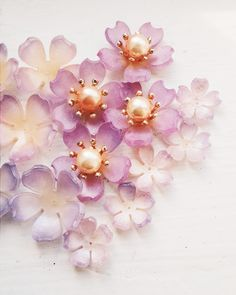 New color of May , lavender color tone series | momolico 桃子莉可