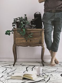ARTWORK_marble - Key - Porcelain Tile