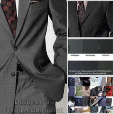 CERUTTI Anzug (nach Ihren Wünschen gefertigt) alle Größen, 6 Farben, UVP 829,- | eBay  zu finden in unserem eBay-Shop unter http://stores.ebay.de/jkkonfektion  In unserem Shop bieten wir Ihnen die größte Auswahl an Anzügen und Sakkos die Sie in Ebay finden werden. Sie haben die Möglichkeit den Stoff, den Schnitt, die Form, alle Ausstattungsdetails für Ihren Anzug oder Ihr Sakko selbst zu wählen. In jeder Größe! Ganz individuell - einfach einzigartig!