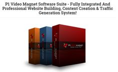 P1 Video Magnet Software Suite Review+$5335 Bonus +Discount -Powerful FREE Traffic Automation System Warrior Forum Classified Ads