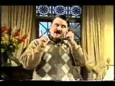 Must-see British sitcom from 1990, the only episode of the series to see the light of day. This is hilarious, and nowhere near as offensive as it possibly could have been. No anti-Semitic references or anything. Humor is a powerful weapon against hate, something that seems to be completely lost on today's world.