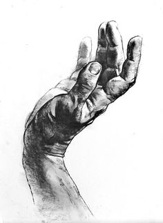 drawing-of-a-hand