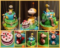 Uki's Cake