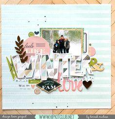 Tarrah McLean: Winter Love   October 2016 Main and Add-On Kits   Hip Kit Club