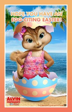 FREE Printables: Alvin and the Chipmunks: Chipwrecked Activity Sheets, Postcards, Easter Cards - print and color - birthday party favors Easter Ecards, The Chipettes, Easter Party, Easter Food, Easter Ideas, Easter Printables, Free Printables, 12th Birthday, Birthday Ideas