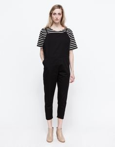 Long Strap Overall