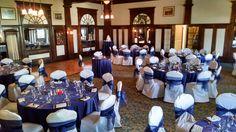 Indoor Wedding/Reception Venue - Billiard Room at The Stanley Hotel