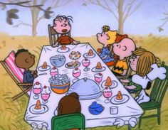 """shefadestoblack: """" """"We should just be thankful for being together, I think that's what they mean by Thanksgiving Charlie Brown."""" - Marci, A Charlie Brown Thanksgiving """" Charlie Brown Thanksgiving, Best Thanksgiving Movies, Peanuts Thanksgiving, Happy Thanksgiving, Thanksgiving Pictures, Thanksgiving Prayer, Holiday Movies, Fall Pictures, Disney Thanksgiving"""