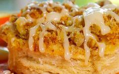 .Orange coffee cake recipe