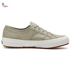 2750 Cotu Classic, Sneakers Basses Mixte Adulte, Bleu (02Y), 35Superga
