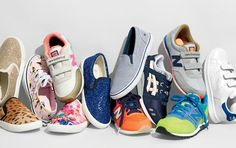 J.Crew kids' sneakers. To pre-order, call 800 261 7422 or email…