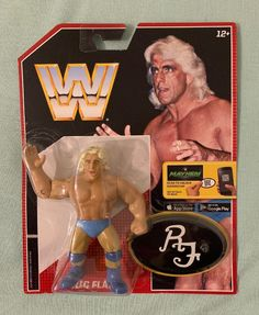 BIG E-Série WWE 94 Mattel Jouet Wrestling Action Figure