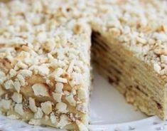 Torta so salkom - Receptik. Krispie Treats, Rice Krispies, No Bake Cake, Sweets, Baking, Desserts, Food, Hampers, Recipe