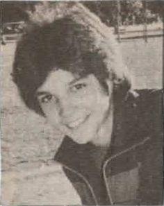 my cutout pic1 (circa 1984) RALPH MACCHIO - Movie screen crush when I was a silly girl ;)  Karate Kid (movie fave)  So I had cut these pictures out of some tween magazine and saved in my hidden file from my super-strict (although loving) Mommy & Daddy - 'cause boys were a big NO-NO.  hahahaha