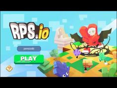 RPS.io android game first look gameplay español