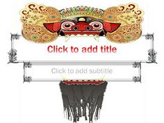 1000+ images about Culture PowerPoint Templates on Pinterest  Batik pattern, Indonesia and
