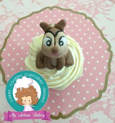 Sofia the first fondant cake topper By My Artisan Bakery