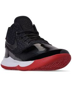 new product 0b82a f83f7 Nike Men s LeBron Witness Ii Basketball Sneakers from Finish Line - Black  11.5 Basketball Sneakers,