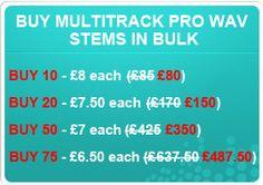 MultiTrack Pro Wav Player