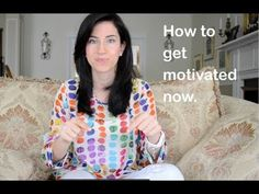 How to get motivated now #health #tips #motivation